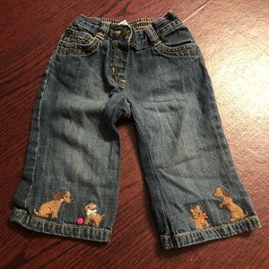 Puppy jeans